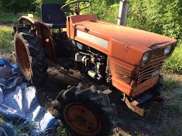 got the l1500 running today page 2 orangetractortalks