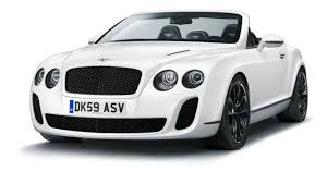 bentley black convertible bentley continental supersports convertible previewed pre geneva