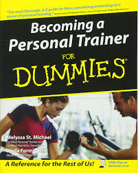 becoming a personal trainer for dummies melyssa st michael