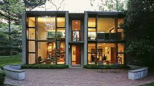 Esherick House Floor Plan by Louis Kahn U0027s Esherick House U2014now With Color Photos Curbed Philly