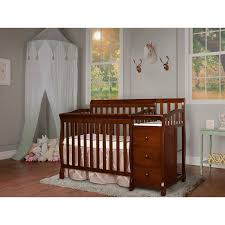 Mini Cribs With Changing Table On Me 4 In 1 Convertible Mini Crib And Changer Combo