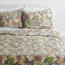 floral bedding world market