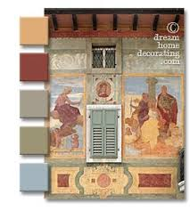 tuscan color palette tuscan colors perfect palettes for the