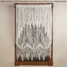 blinds u0026 curtains gorgeous jcpenney lace curtains for lovely home