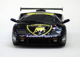 Gtr 2000 Lamborghini Diablo Gtr 2000 Monza M Alboreto 1 43 Mr Collection