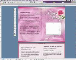 Funeral Program Designs Funeral Program Designs Youtube