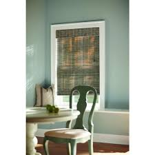 motorized roman shades shades the home depot