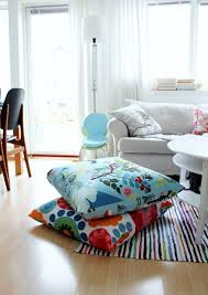 Contemporary Throw Pillows For Sofa by 57 Cool Ideas To Decorate Your Place With Floor Pillows Shelterness