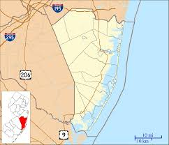 New Jersey New York Map by Bayville New Jersey Wikipedia