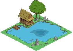 ancient ornamental pond the simpsons tapped out wiki fandom