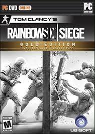 siege amazon tom clancy s rainbow six siege gold edition pc ubisoft https