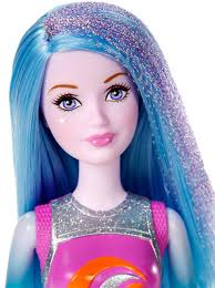 barbie star light adventure blue galaxy doll dlt29 barbie