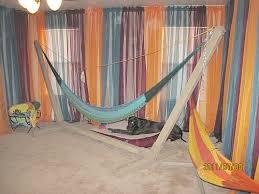 hammock stand built like a tank