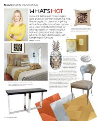 Home Design Gold Free Download My Trend Report In Luxury Home Design Magazine Out Today The