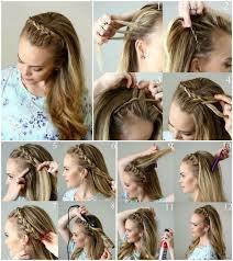 Frisuren Lange Haare Selber Machen Flechten by 11 Frisur Lange Haare Offen Neueste Kollektion 2017 2018 Trends