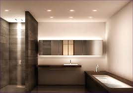 fashionable bathroom lighting recessed large size of recessed