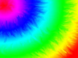 free tie die colorful backgrounds for powerpoint colors ppt