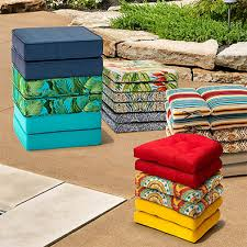 Patio Chair Cushions On Sale Patio Sets Accessories Patio Furniture Cushions Bed Bath Beyond