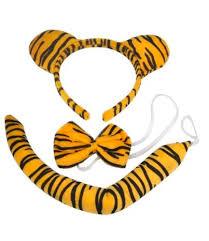 tiger headband tiger costume headband bow tie 2 59 shipped
