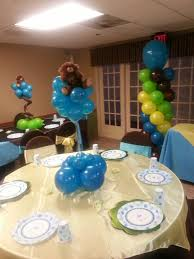 teddy baby shower theme teddy theme baby shower balloons and celebrations
