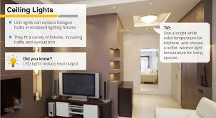 led interior lights home 21 tips for led lighting in your home electronic house