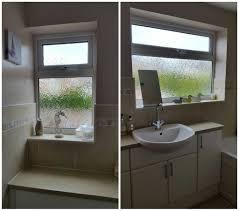 problem solver u2013 how to dress a bathroom window web blinds