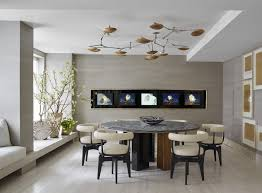 best modern dining rooms images on designer italian luxury