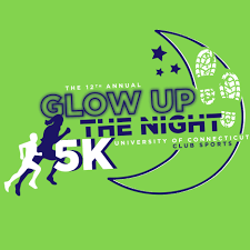 Uconn Campus Map Glow Up The Night 5k Recreation
