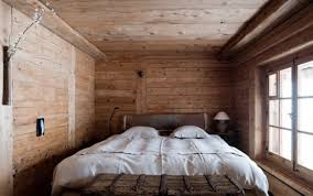 Wood Walls In Bedroom I U0027d Like To Tell You About Beautiful And Extremely Cozy Chalet