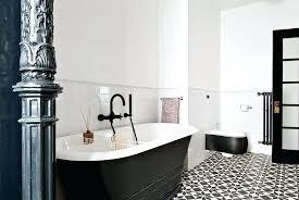 black and white bathroom tiles ideas 49 luxury black white bathroom ideas size of bathroom tiles