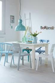 Esszimmer Farbe 2015 Dieser Stuhl Brinbgt Mehr Frische An Den Tisch