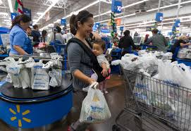 wal mart thanksgiving new york wal mart outlook gives glimpse of economy
