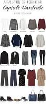 Wardrobe Clothing 58 Best Capsule Wardrobe Images On Pinterest Capsule