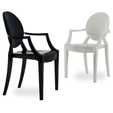 kartell louis ghost chair by p starck at questodesign com