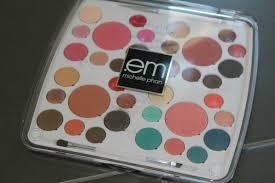 Em Makeup skm mlk em cosmetics palette complete overview
