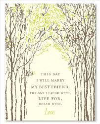 tree wedding invitations on plantable paper southern trees by