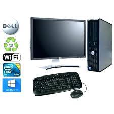 ordinateurs dell bureau pc bureau promo promo ordinateur de bureau promo ordinateur de