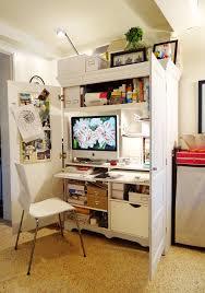 hidden office desk fantastic hidden desk ideas armoire desk in eclectic eanf with desk