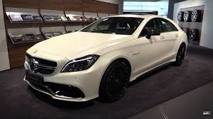 mercedes cls63 amg price mercedes cls63 s amg in depth review interior exterior