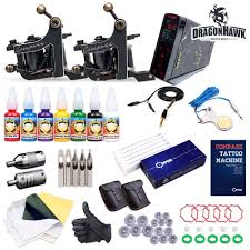 compass tattoo kit magellan machine inks power supplies compass