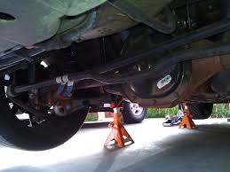 2013 mustang rear axle whiteline flatout rear sway bar installation the mustang source