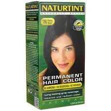 best hair dye without ammonia naturtint permanent hair color 1n ebony black 1 box swanson