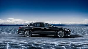 lexus vancouver deals 2018 lexus ls 500h debuts in north america at the vancouver show