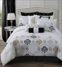 Black Comforter King Bedroom Marvelous Black And White Twin Size Bedding Black