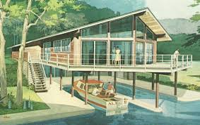 vacation home plans vintage house plans 1960s stylish vacation homes antique alter ego