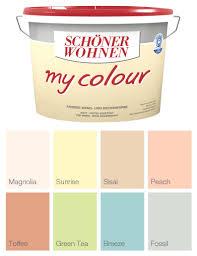 Sch Er Wohnen Esszimmer Farben Alpina Pure Colour 2 5 Liter Wandfarbe Seidenglänzend