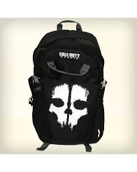 call of duty ghost logan mask call of duty ghosts backpack gavin pinterest gifts and gift