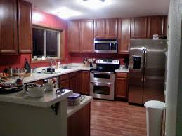wood kitchen cabinets home depot refacing cost maple off martha