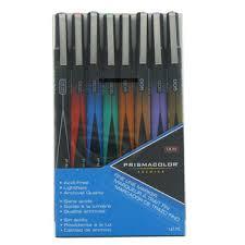 prismacolor marker set fineline prismacolor premier marker set hobby lobby 145169