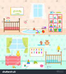 Alphabet Bookcase Illustration Set Playrooms Kids Baby Rooms Stock Vector 484766167